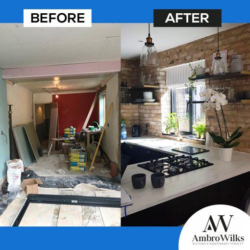 Kitchen Renovation Enfield